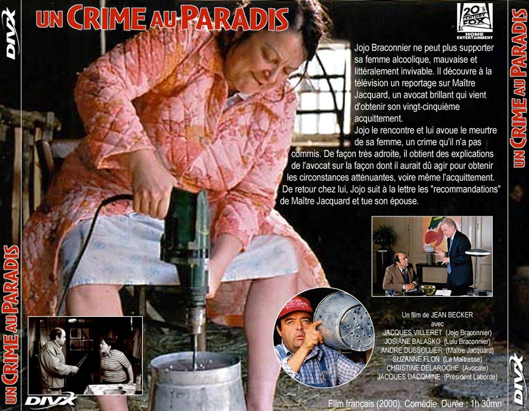 crime au paradis film