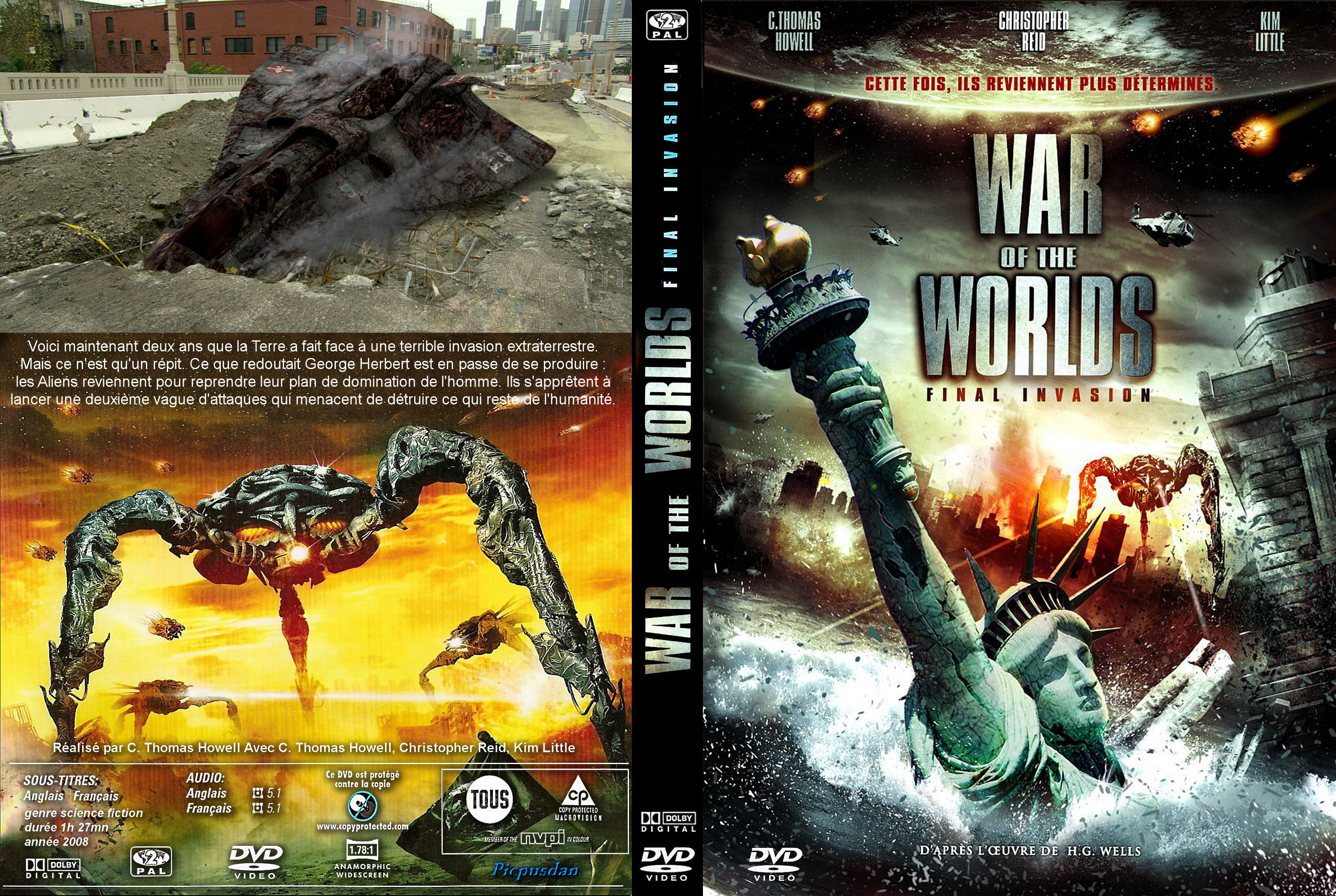 War Of The Worlds Final Invasion