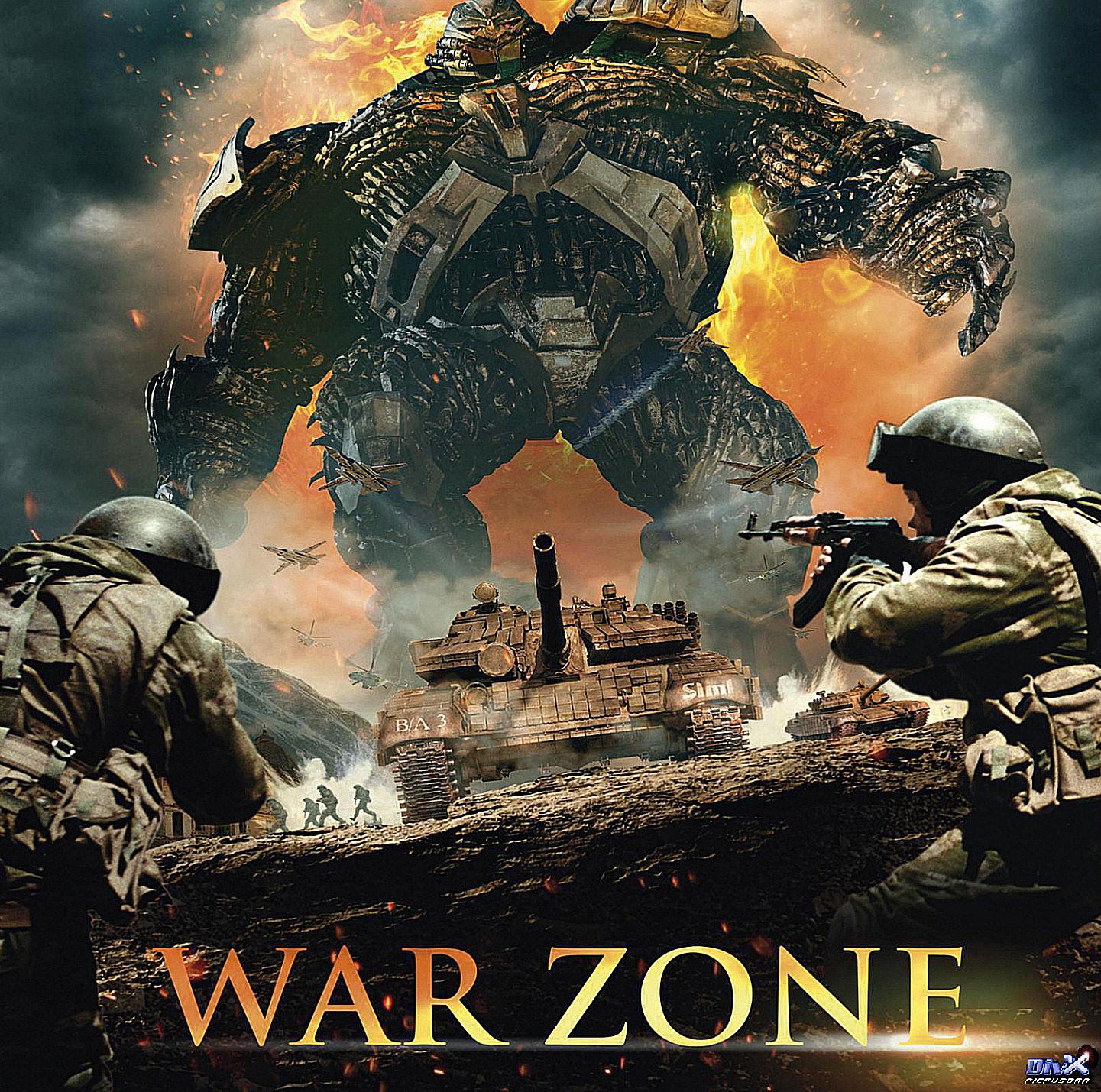 War Zone (2012) affiche
